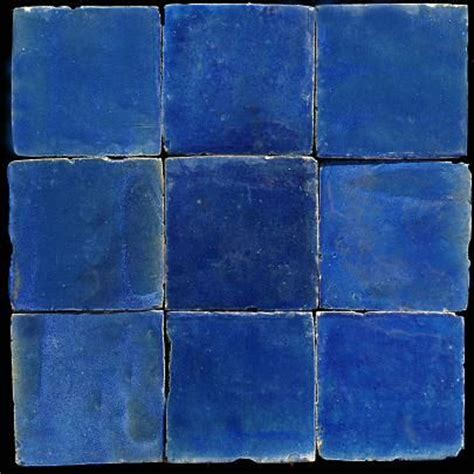 blue tiles handmade moroccan tiles blue pinterest