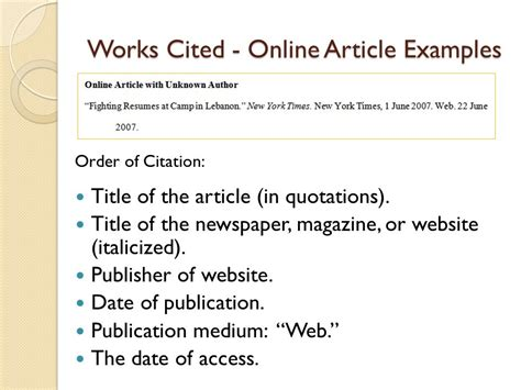 the best way to cite a wikipedia article in mla format wikihow best