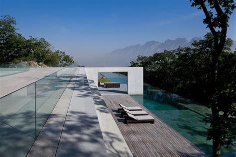 designer architect house in monterrey tadao ando brings japanese concrete
