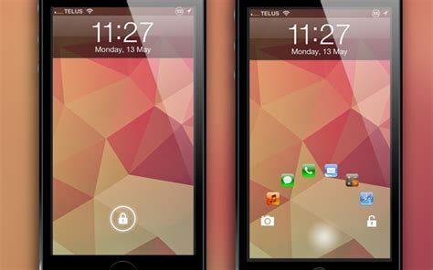 lock themes cydia get android jelly bean lockscreen on ios with jellylock