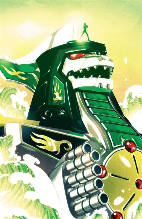 boom studios mighty morphin power rangers  preview
