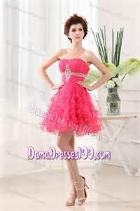 quinceanera damas dresses gallery quinceanera damas dresses pink