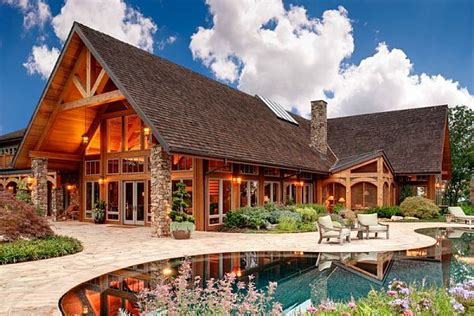 colorado style house plans colorful and inviting mountain house in georgia for sale