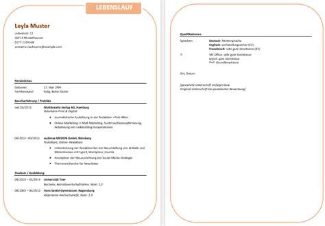 Lebenslauf Vorlagen Verwenden Kostenlose Lebenslauf Vorlagen Office Lernen