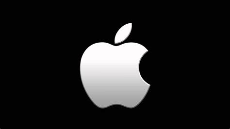 apple wallpaper not showing up apple s logo 3d rotate youtube