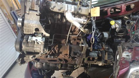 chrysler voyager gearbox crd 2 5 engine and transmission removal overhaul