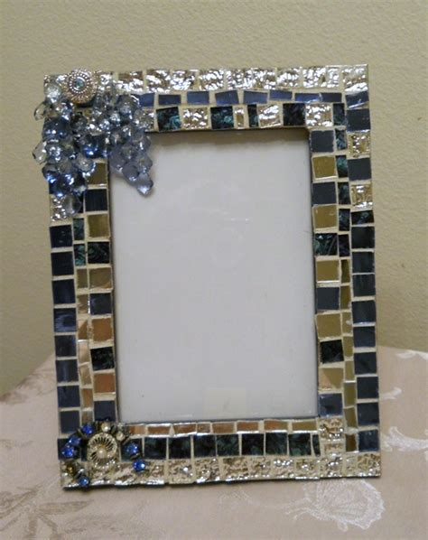 bathroom mirror mosaic frame 17 best images about stain glass mirror picture frames on