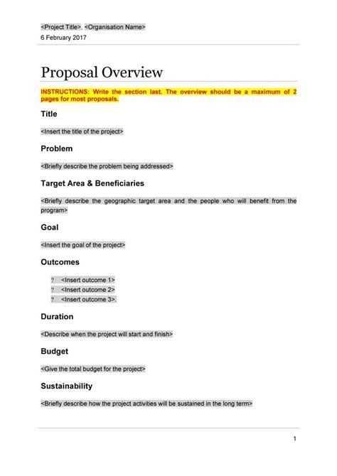 bid example ideal vistalist co