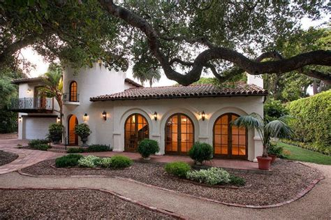 california revival style home