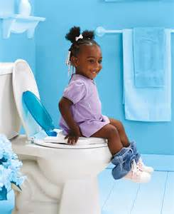 the basics of toilet training