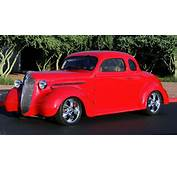 1937 PLYMOUTH CUSTOM COUPE  157840
