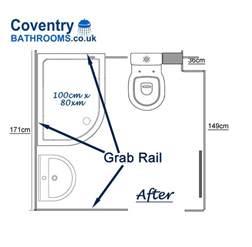 bathroom shower plans disabled bathroom shower for pensioner with mobility