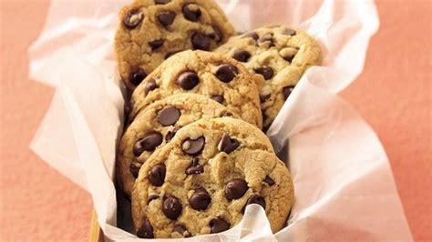 resep   membuat kue cookies coklat choco chip