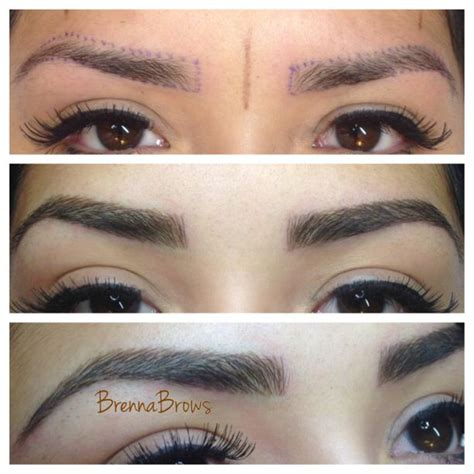 tattoo eyebrows lancaster de 104 b 228 sta micropigmentacion bilderna p 229 pinterest