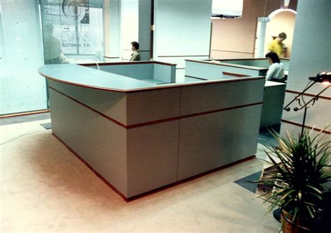 Custom Made Reception Desks Custom Made Reception Desk By Rcwilliams Completelycustom Custommade