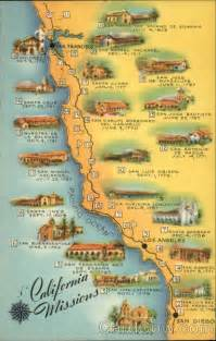 map of missions in mission san rafael arc 225 ngel home