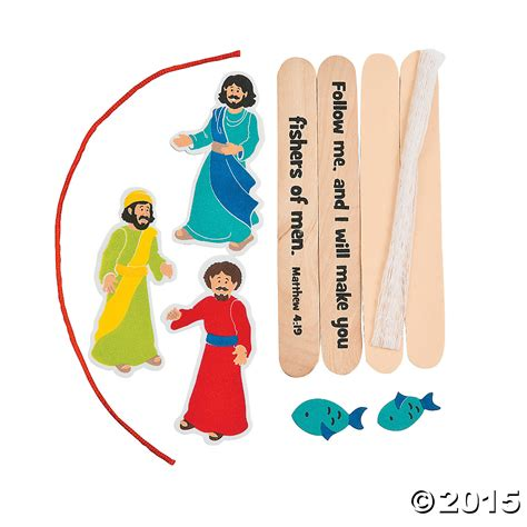 fishers of craft for religious foam fishers of craft kit 12 pk