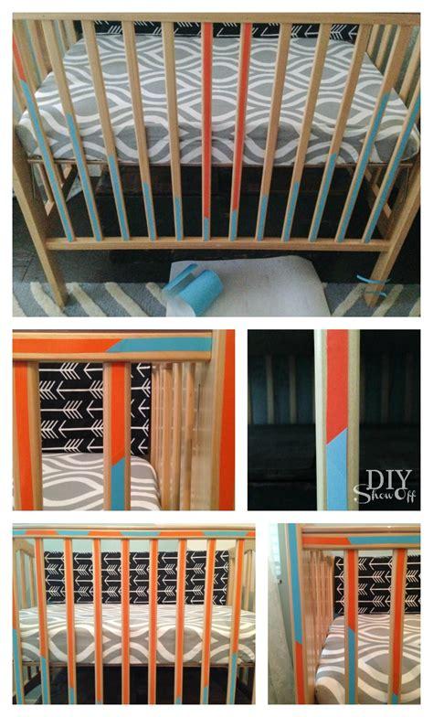 diy adhesive vinyl crib decalsdiy show diy