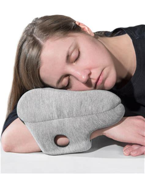 Powernap Pillow by The Ostrich Pillow Mini Ultra Compact Power Nap Pillow