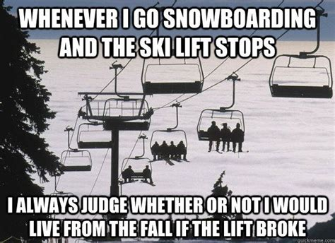 Snowboarding Memes - the 25 best skiing memes ideas on pinterest