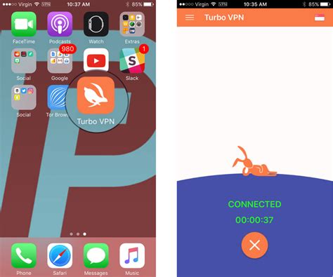 vpn on an iphone what it is best vpn for iphone apps services
