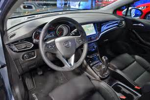 Opel Astra Interior New 2016 Opel Vauxhall Astra Sports Tourer Is Ready For
