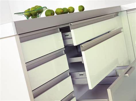 self closing sliding drawers modern kitchen toronto