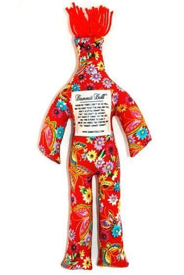 dammit doll pattern  sayings  print aol image