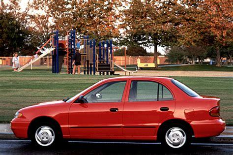 99 Hyundai Accent by 1995 99 Hyundai Accent Consumer Guide Auto