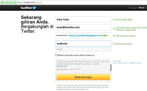 membuat twitter indonesia twitter indonesia daftar cara daftar akun twitter