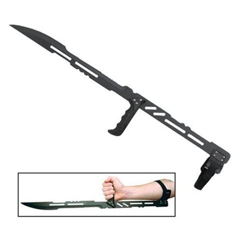 machete blade forearm machete blade tang knife sword