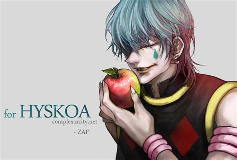 Hisoka/#1412239   Zerochan