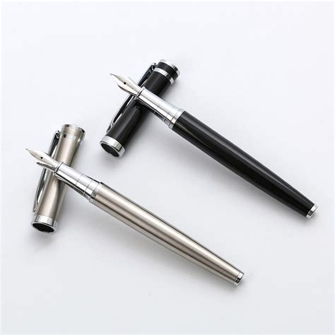 buy branded 44 pcs stainless popular fountain pen buy cheap fountain pen lots