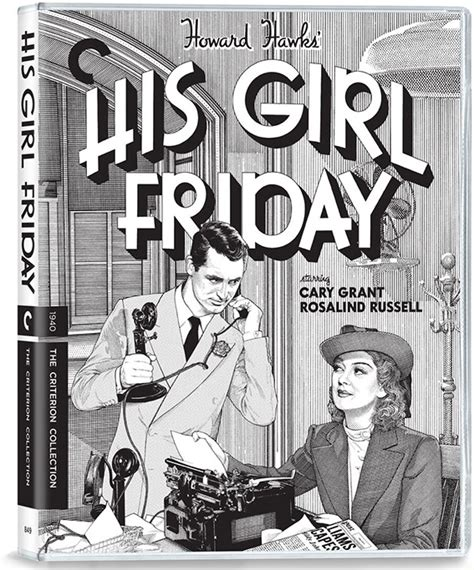 themes in his girl friday black orpheus and his girl friday on uk blu ray from