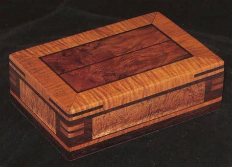 custom  koa  box jewelry box plans wood