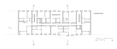 ecumenical chapel floor plan wandel lorch completes chapel with bulging brickwork in