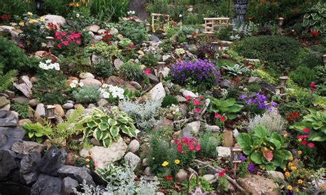 Garten Anlegen Mit Steinen 2831 by Steingarten Anlegen Und Pflegen Das Haus