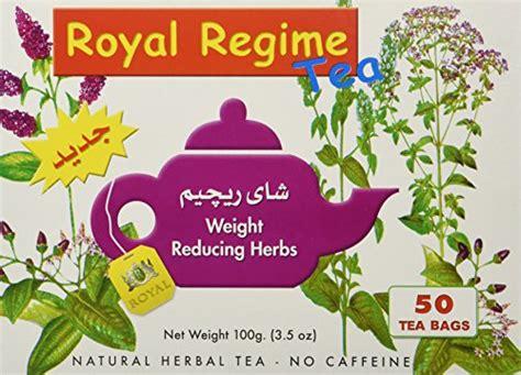 Royal Tea Detox by Royal Regime Weight Loss Diet Slimming 50 Tea Bags Ebay