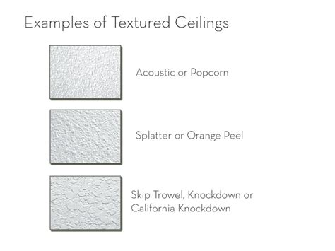 What Color Should I Paint The Ceiling by What Can You Do About Your Stippled Ceilings Slow Home