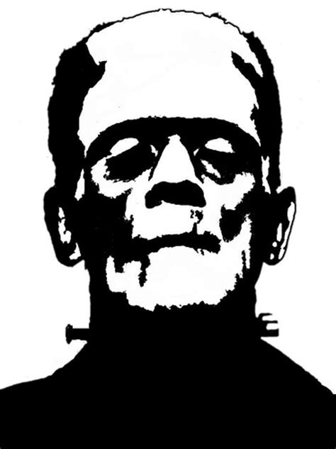 printable pumpkin stencils frankenstein free printable pumpkin carving patterns frankenstein car