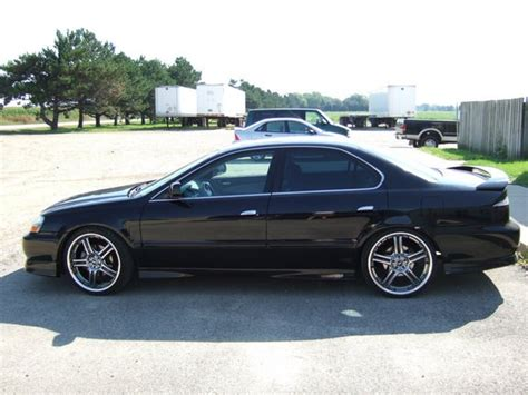 Acura 2 5 Tl by Acura Tl 2 5 2004 Auto Images And Specification