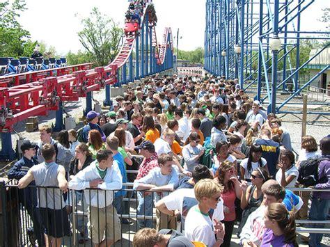 theme park queue management cognitive design 187 blog archive 187 from wait to great