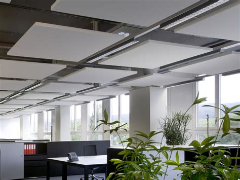 acoustical ceiling clouds glass wool acoustic ceiling clouds ecophon square by gobain ecophon