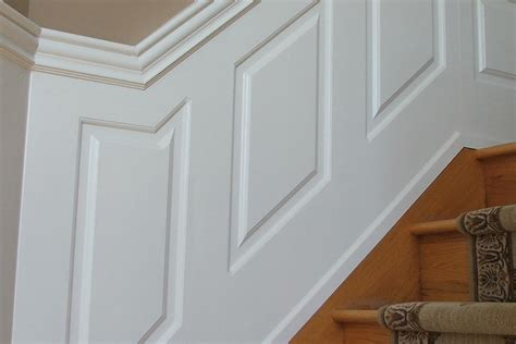 Buy Wainscoting Panels by Staircase Foyer Wainscoting Ideas From Wainscoting