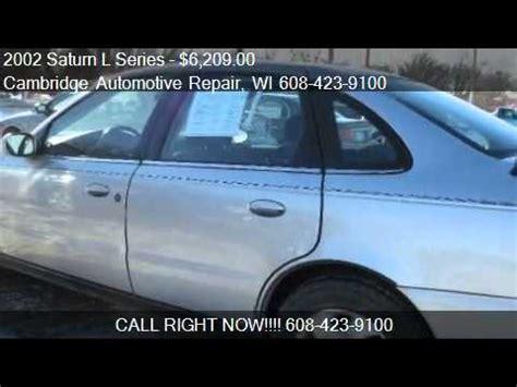 online auto repair manual 2002 saturn l series regenerative braking 2002 saturn l300 problems online manuals and repair information