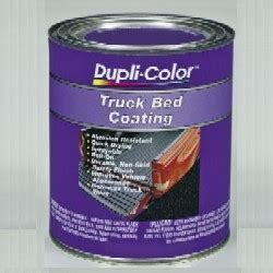 duplicolor bed liner dupli color truck bed coating 1 qt fullsource com