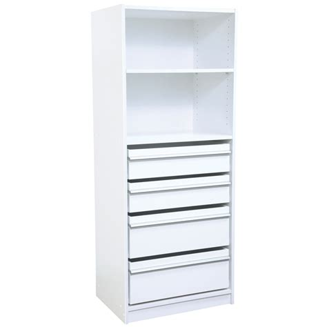 multi store 1495 x 608 x 430mm 1 shelf 2 standard 2 jumbo