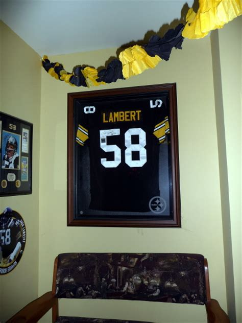 steelers room decor my steelers room