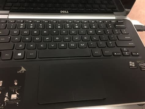 Service Touchpad Laptop dell xps 13 laptop battery swollen and touchpad lifted