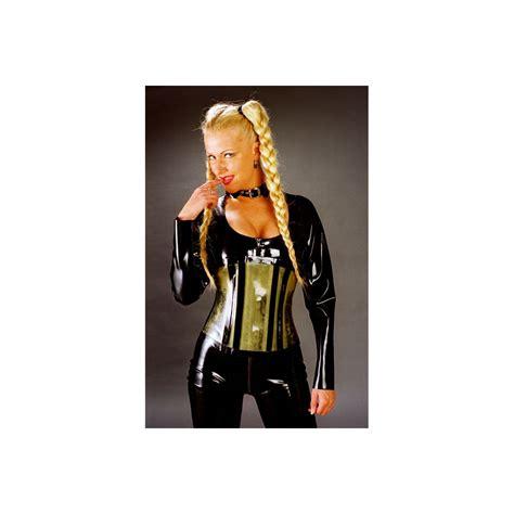reducir imagenes latex corpi 241 o de l 225 tex con costuras en contraste y lazada
